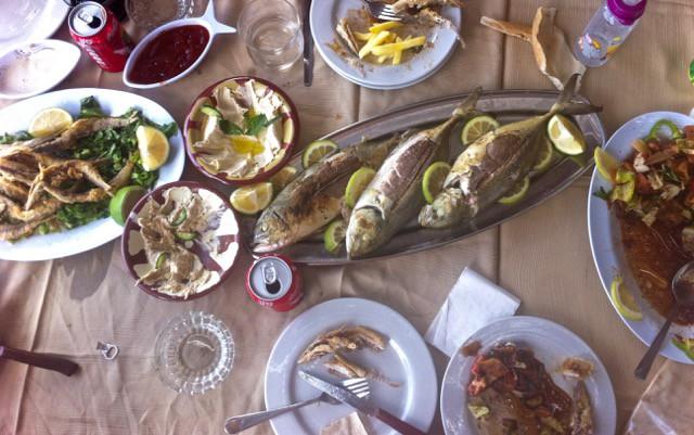 Libanon: Ein Land und seine Küchen