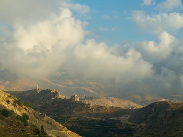 Libanon: Zwischen Terror und Tourismus - Landschaft Libanon