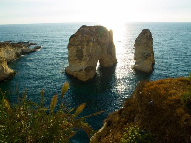 Libanon: Zwischen Terror und Tourismus - Rouche Rock in Beirut