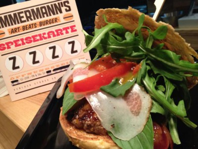 Zimmermanns Burger - Moby Dick