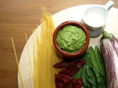Rucola Salbei Cashew Pesto