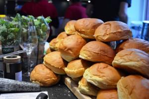 Burgerbrötchen - Food.Blog.Meet