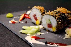 Deep Fried Sushi mit Christian Henze