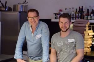 Food.Blog.Meet - Die Jungs kochen und backen