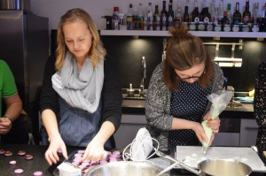 Food.Blog.Meet - Macaron-Workshop