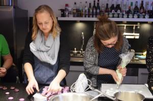 Food.Blog.Meet - Macaron-Workshop