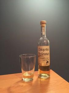 Krakau Polen, Chłopska Pędzona – Pomaranczowo Orzechowa
