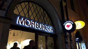Moa Burger Krakau